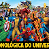 Ordem Cronológica do Universo Marvel [atualizado]