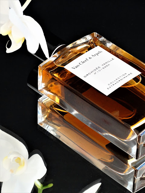 Orchidée Vanille Van Cleef & Arpels avis, avis orchidée vanille van cleef and arpels, blog parfum, parfum femme à la vanille, parfum collection extraordinaire, collection extraordinaire van cleef and arpels, orchidée vanille van cleef & arpels avis