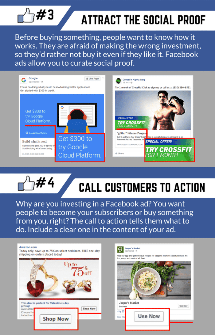Create Facebook Ad Designs