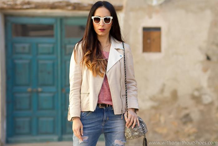 Blogger influencer valenciana famosa de estilo moda belleza lifestyle
