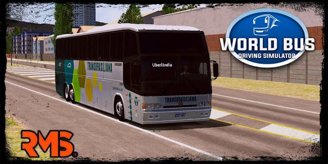 MARCOPOLO PARADISO G5 1150 - VIAÇÃO TRANSBRASILIANA