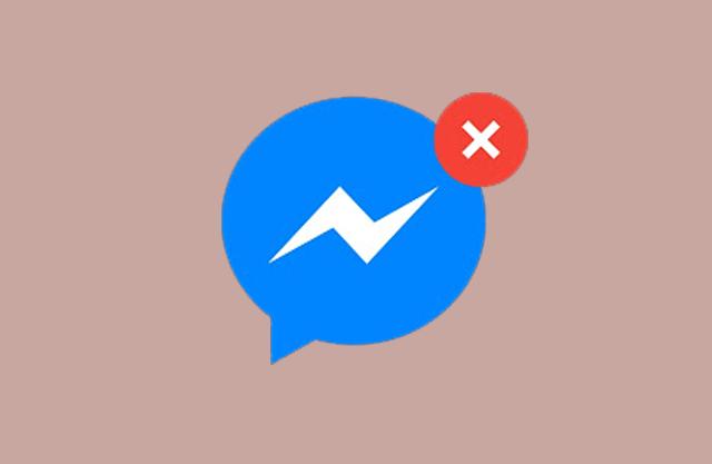 حذف جميع رسائل الفيسبوك ماسنجر دفعة واحدة نهائيا