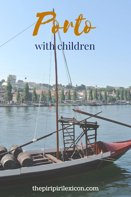 Porto with children: 5 tips to make your trip easier