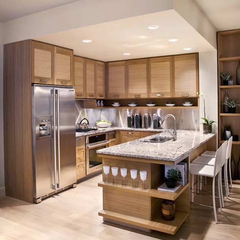 Balanced Living, Inc. - Best Color Of Kitchen Cabinet According To Feng Shui
