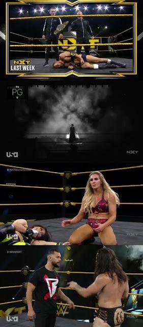 WWE NXT 6th May 2020 480p 300MB HDTV || 7starhd