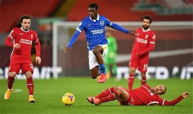 Liverpool contacts Brighton for Bissouma