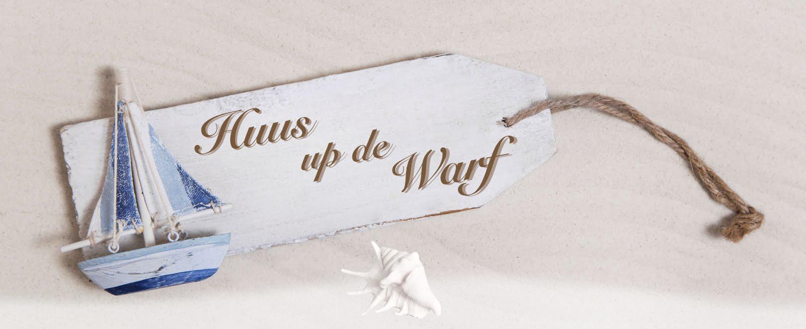 FERIENWOHNUNG - Huus up de Warf