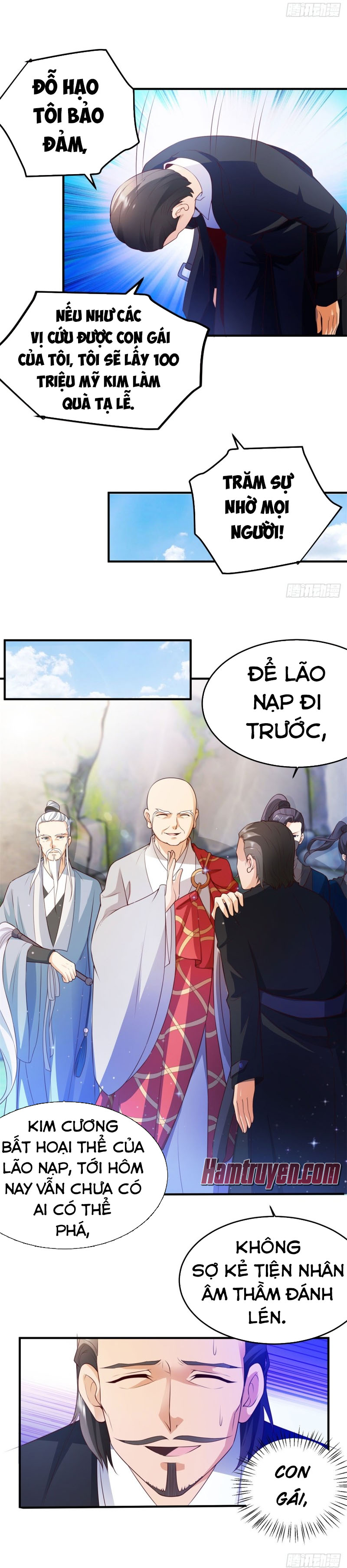 Chí Tôn Toàn Năng Chapter 1 - Hamtruyen.vn