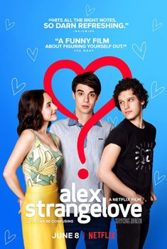 Alex Strangelove Torrent – WEB-DL 720p/1080p Dual Áudio