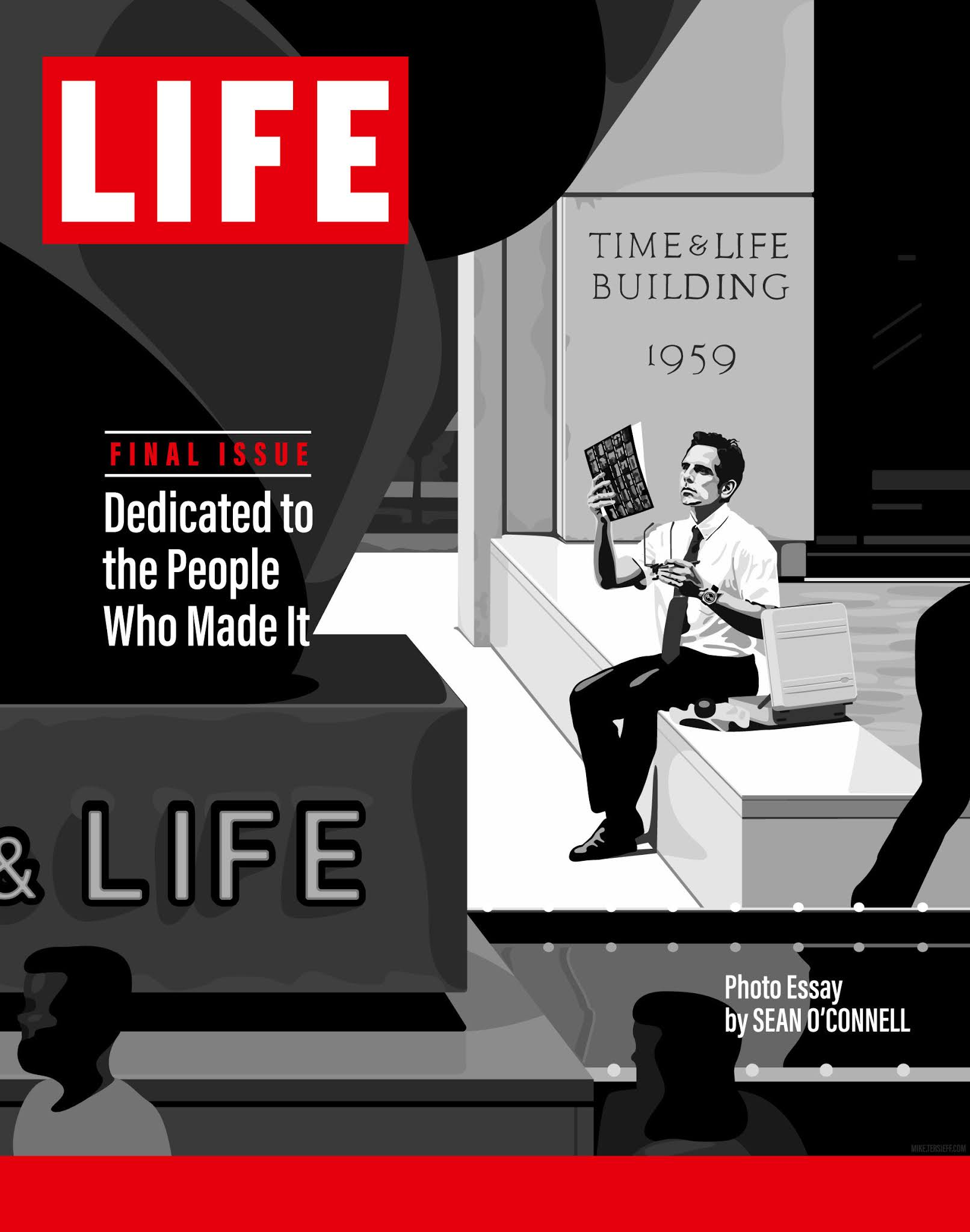 final cover issue for the life magazine in the movie secret life of walter mitty