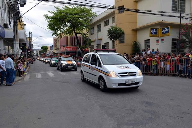 Desfile de 7 de setembro Teófilo Otoni MG