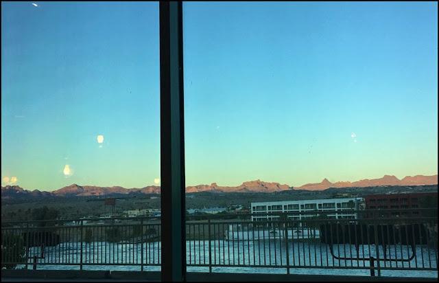 Big Horn Café view by Laughlin Buzz