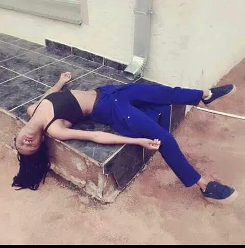Dead Pose