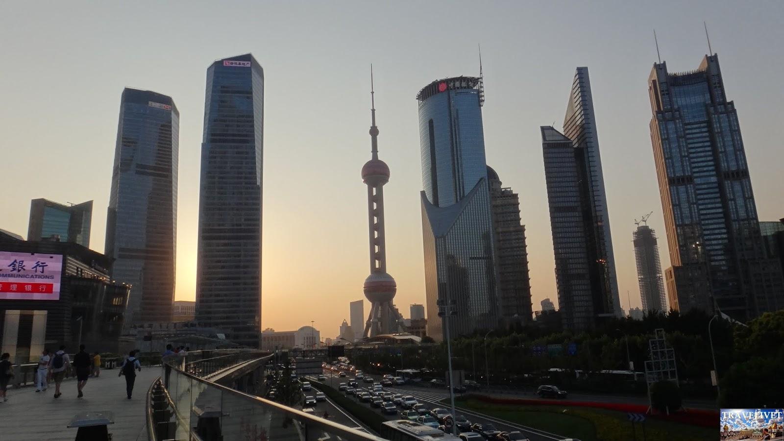 Shanghai Chine China Pudong