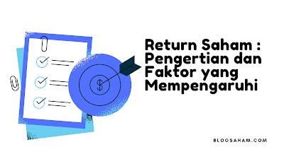 pengertian return saham