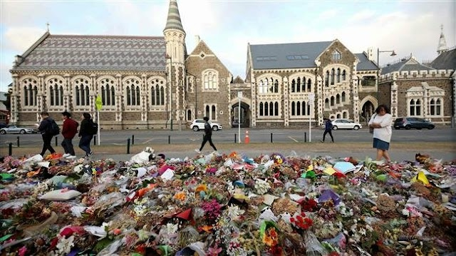 New Zealand officials apologize over mosque attacker's 'hateful' letter