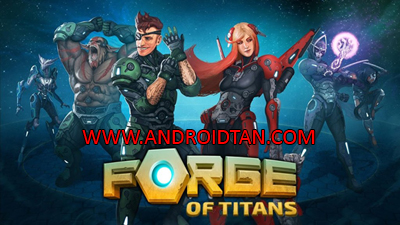 Download Forge of Titans: Mech Wars Mod Apk v1.3.3 (Unlimited Money) Terbaru 2017