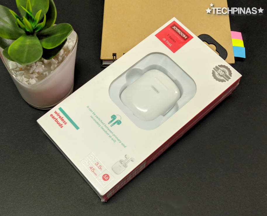 Joyroom T-Series JR-T045, Joyroom Wireless Earbuds