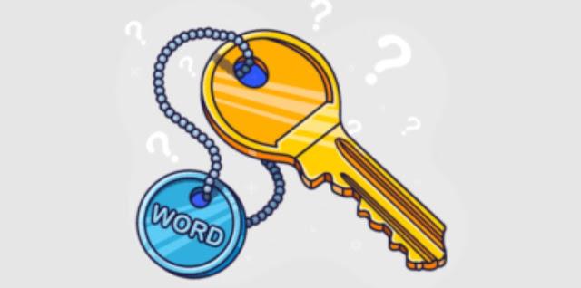 organic keyword