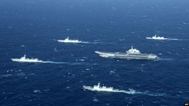 Indonesia Bisa Jadi Penengah AS - China di Laut China Selatan