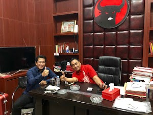 Iman Brotoseno Dirut TVRI, PDIP Disebut Kuasai Televisi Nasional untuk 2024