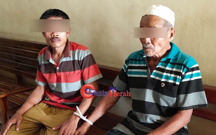 Tega Cabuli Anak Tetangganya Yang Masih Belia, Dua Pria Asal Mesuji Ditangkap Polisi