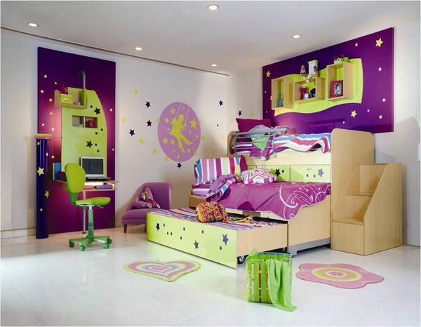 Dormitorios infantiles en venezuela via - Habitaciones infantiles ninos 4 anos ...