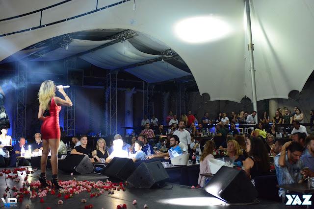 Μεγάλα ονόματα εμφανίστηκαν το φετινό καλοκαίρι στο Yaz music hall στο Ναύπλιο