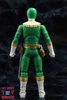 Power Rangers Lightning Collection Zeo Green Ranger 06