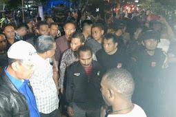 Kondisi Asrama Papua di Lanto Dg Pasewang Makassar sekarang