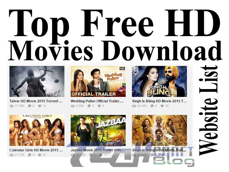 Top 10 Free Hd Movie Download Site List 2016 Tech Craft Blog