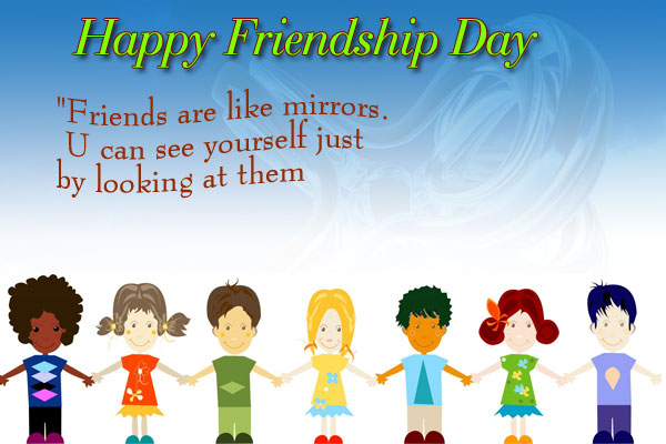 Latest Collection Happy Friendship Day Wishes Greeting Cards 2017