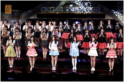 Hasil gambar untuk ckg48 debut