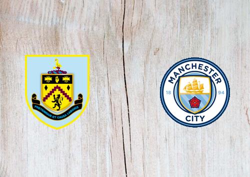 Burnley vs Manchester City -Highlights 30 September 2020