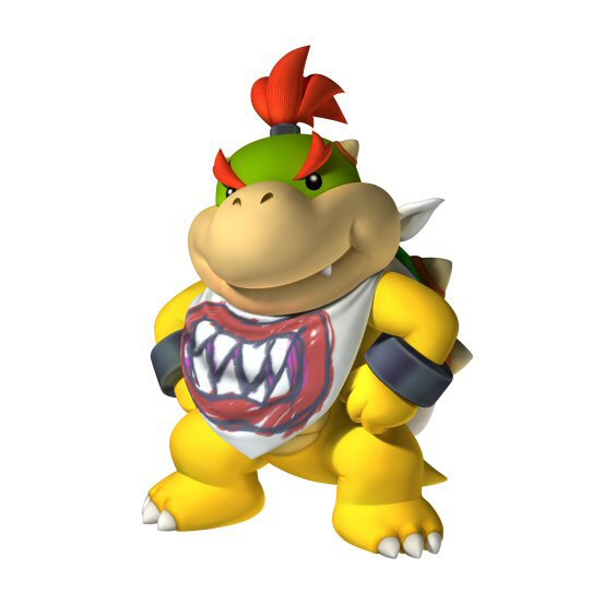 Still, there are many mysterious surrounding ALL of the Koopa children