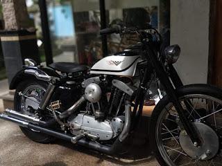 Dijual Motor Tua 900cc Siap Njengat