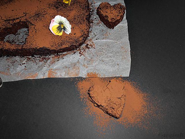 bolo de chocolate sem acucar