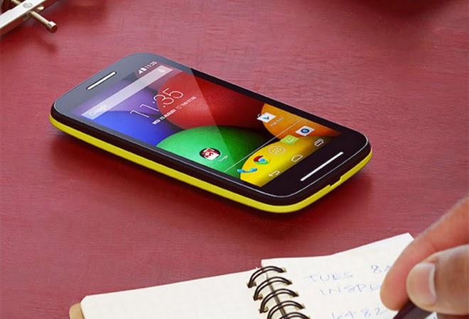Motorola , Moto E 4G