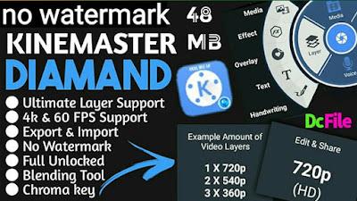 download kinemaster diamond android