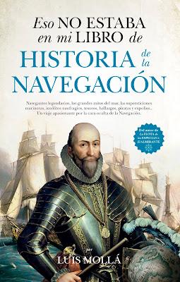 Eso no estaba en mi libro de Historia de la navegación - Luis Mollá (2019)