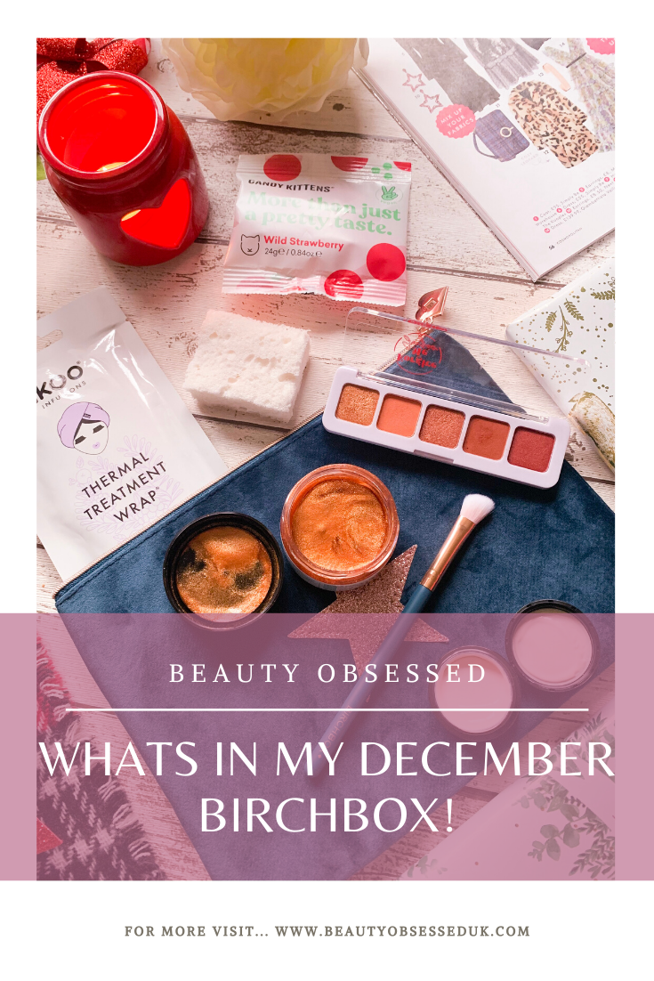 December Birchbox Pinterest Graphic