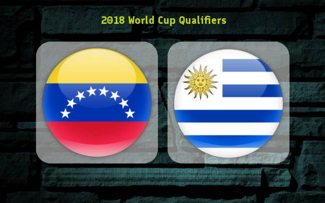 Venezuela vs Uruguay Full Match & Highlights 4 October 2017