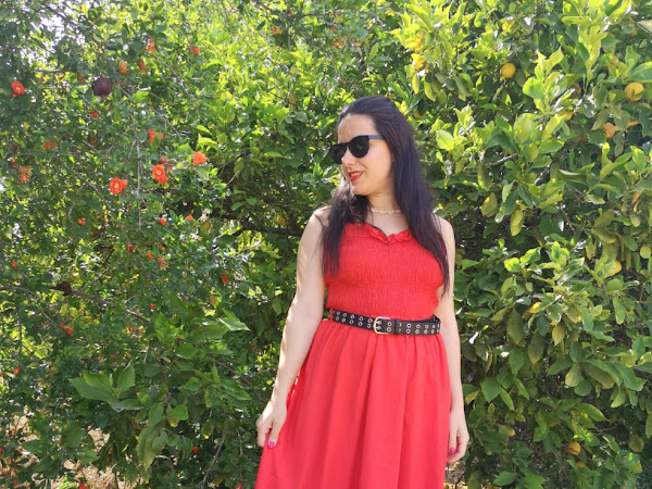 First weekend at the beach - what I wore