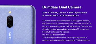 Redmi 8A Dual