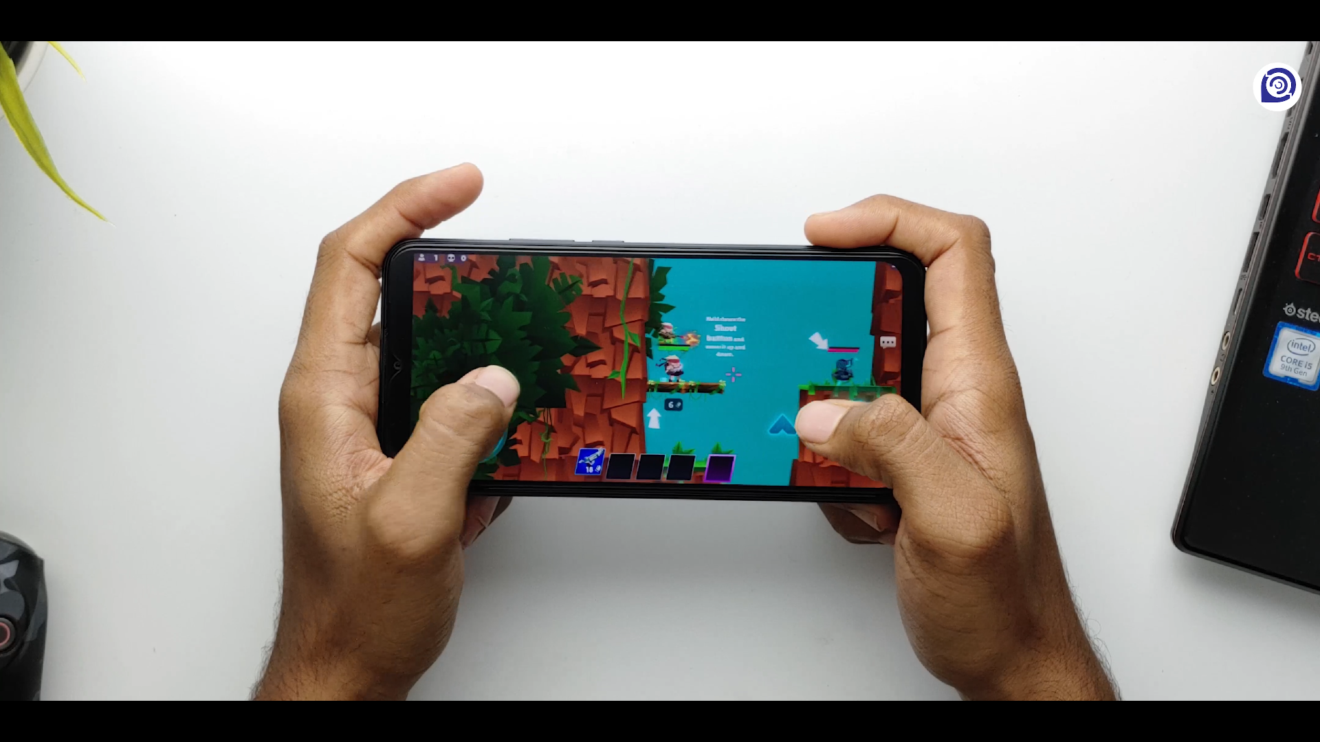 Experience 2D Fortnite on Android!