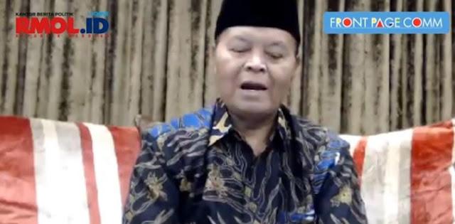 Hidayat Nur Wahid: Jokowi Sendiri Yang Bikin Tingkat Kepercayaan Masyarakat Menurun