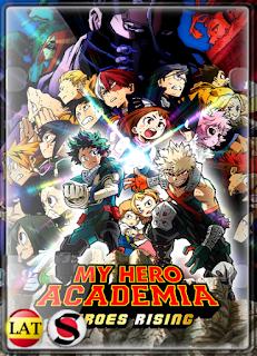 My Hero Academia: El Despertar de los Héroes (2019) FULL HD 1080P LATINO/ESPAÑOL/INGLES/JAPONES