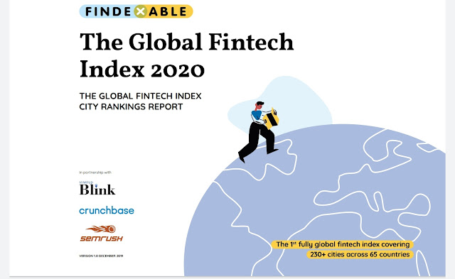 Global fintech index 2020