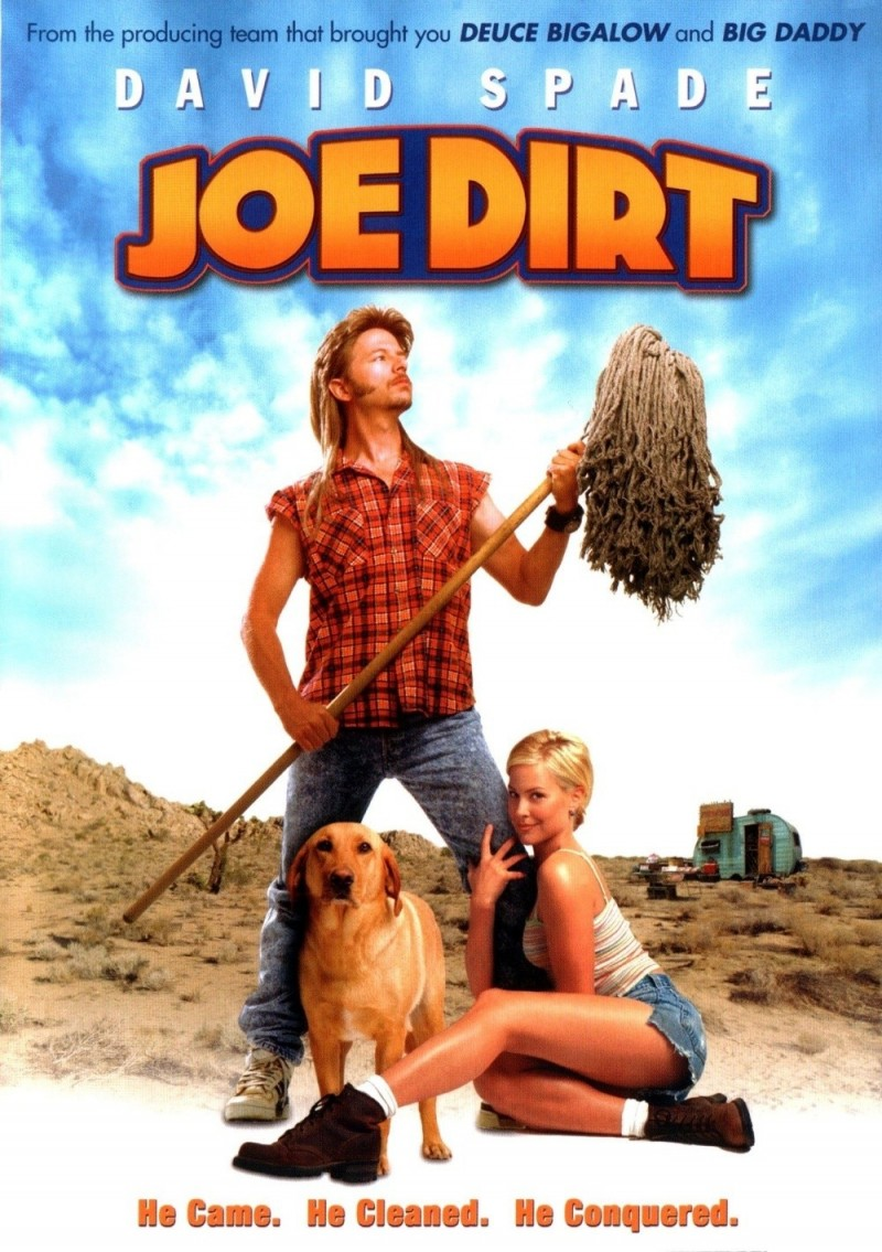 review joe dirt  lolo loves films