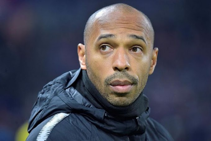 Thierry Henry Reveals What Arsenal Lack Under Manager Arteta (See What He Said)